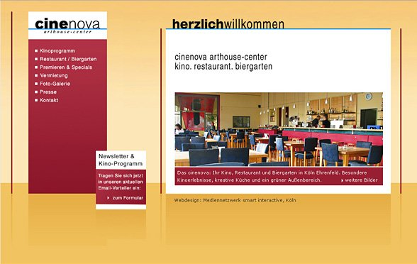 Cinenova, Kino Köln-Ehrenfeld