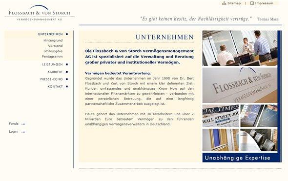 Flossbach & v. Storch AG