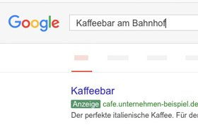Onlinemarketing via Adwords-Anzeigen-Beispiel, Thumb