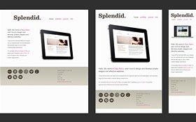 rsponsive webdesign