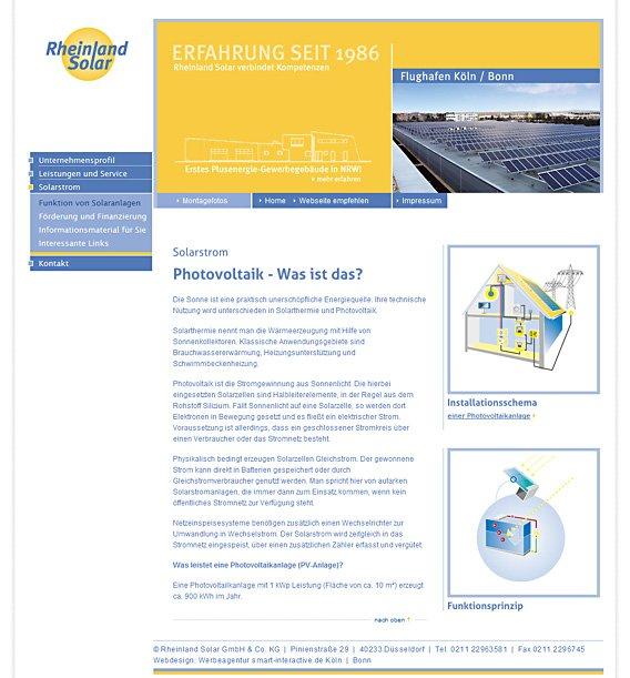 Rheinland Solar