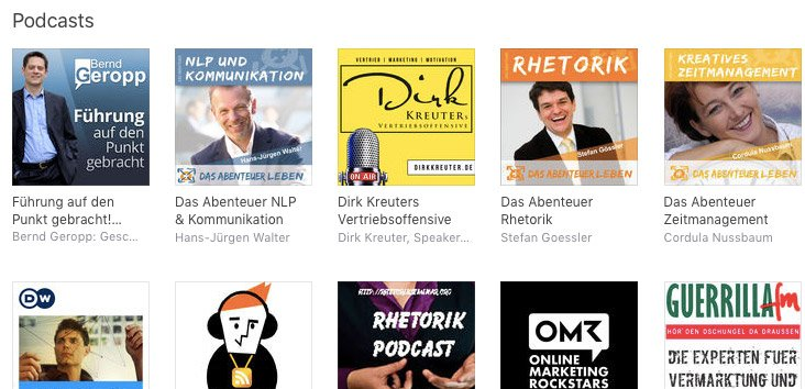 Screen apple-podcasts-User, generated Content