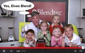 YouTube Kanal der Firma Blendtec