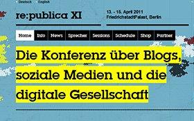 Detail-Screenshot Website re-publica