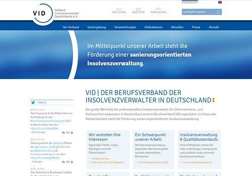 VID - Verband Insolvenzverwalter Deutschlands