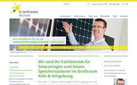 SolarEnergie Netzwerk