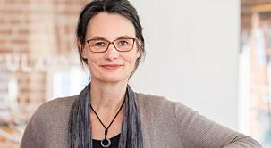 Portrait Sonja P. Radke, Blog