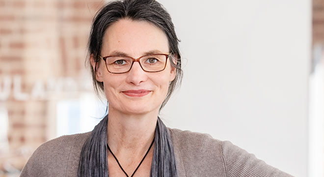 Sonja Patrizia Radke, Inhaberin Werbeagentur smart interactive, Köln