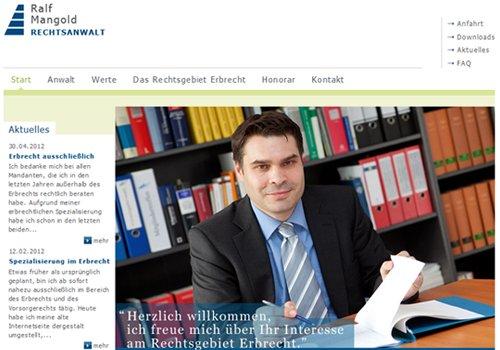 Anwaltskanzlei Mangold, Köln