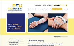Ergotherapie Heussen, Köln