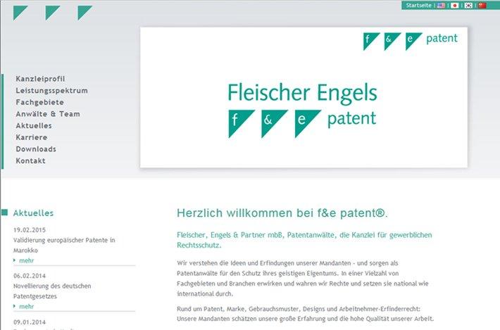 f&e patent Anwälte