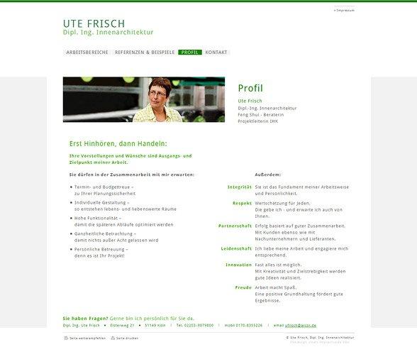 Ute Frisch