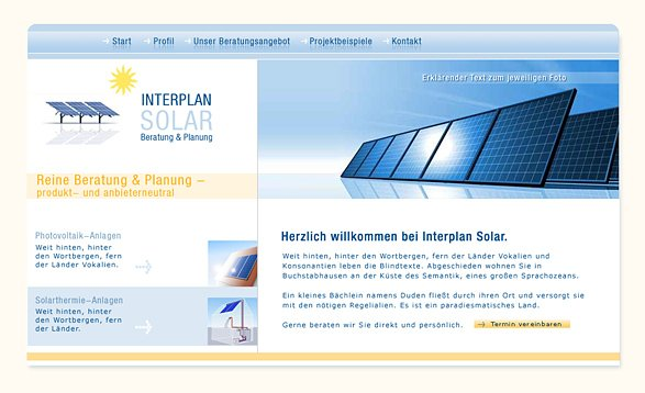 Interplan Solar