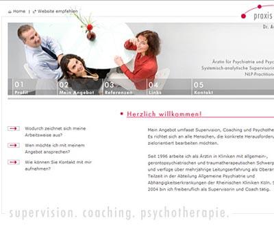 Prxis & mehr, Kundenstimme Webdesign Köln