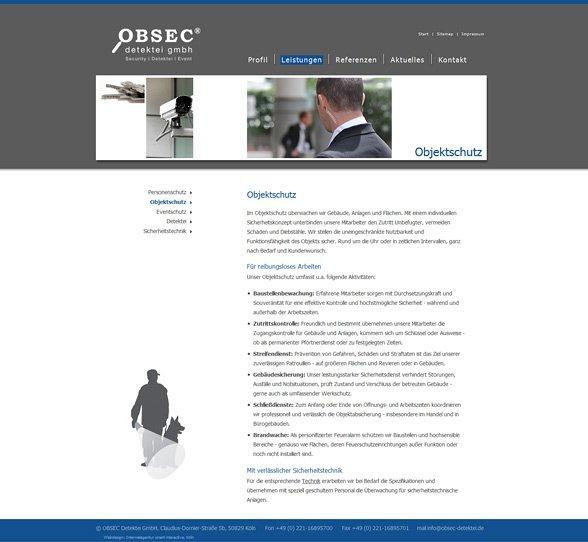 Obsec Detektei GmbH