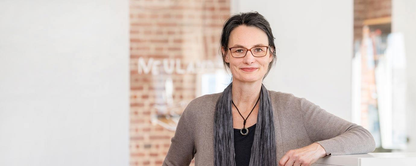 Werbeagentur Köln und Pulheim, Ansprechpartnerin Sonja P. Radke