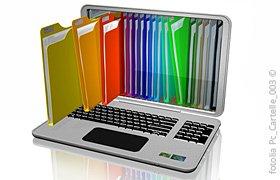 Erstellen, Sortieren und Zuordnen von redaktionellen Inhalten